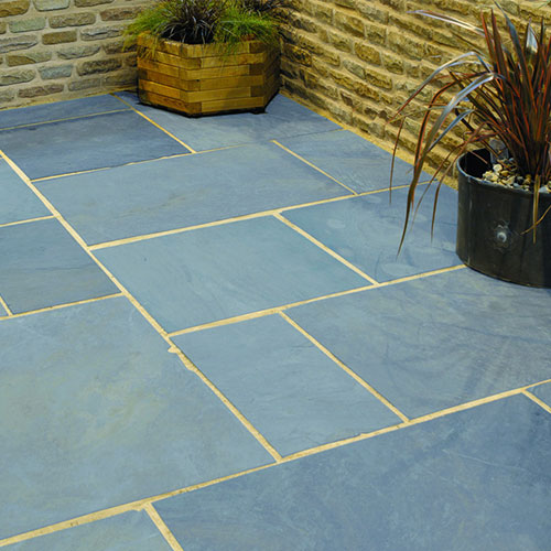 Paving Slabs & Patio Pack - Limestone