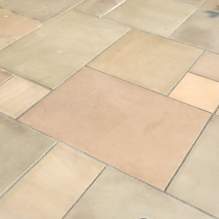 Sandstone Paving Slabs & Patio Packs