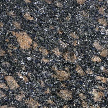 Sapphire blue granite polished internal floor tiles