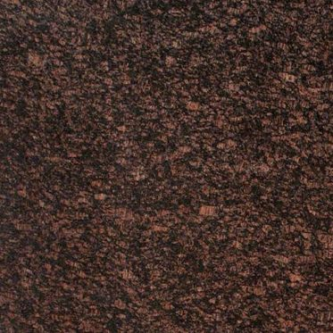 Tan brown internal polished granite tile
