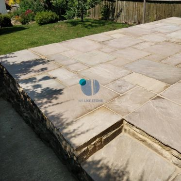 Raj_green_tumbled_sandstone_paving_slabs