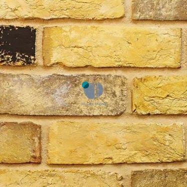 Imperial Handmade London Reclamation Yellow Stock Brick