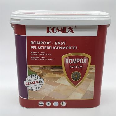 Romex Rompox Easy Pointing Mortar Basalt 15kg