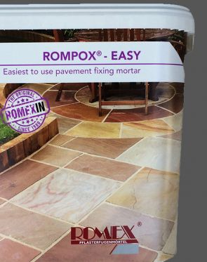 Romex Rompox Easy Pointing Mortar Basalt 15kg