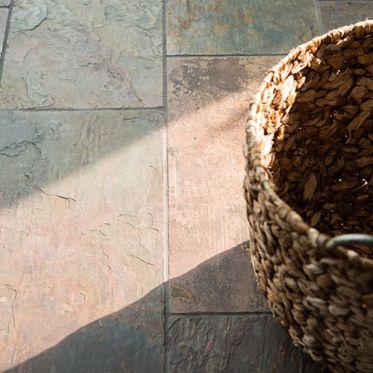Rustic Sheera Multicolour Slate Tiles 400 x 400mm