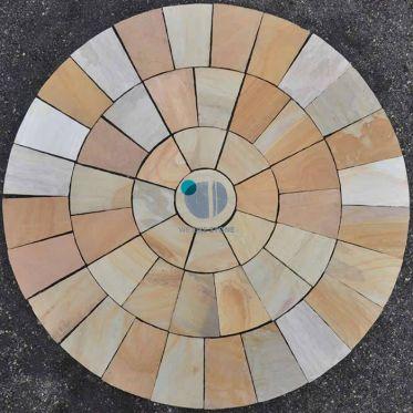 Rippon Rose Sandstone Circle Kit