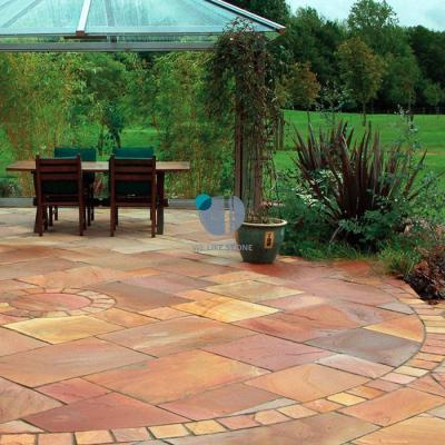 Natural Stone Paving Installation Top Tips